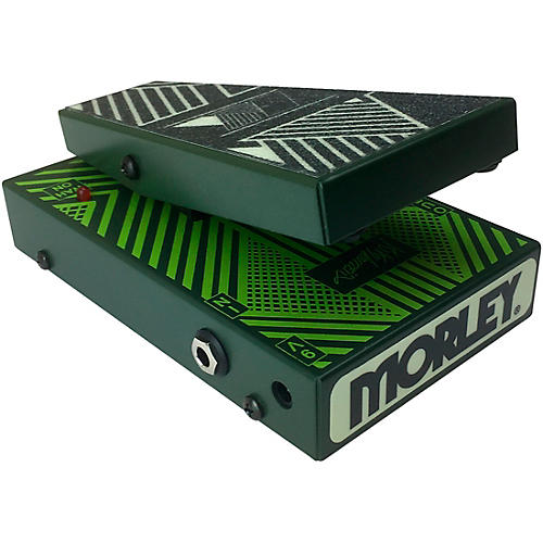 Morley Limited-Edition Mini Kiko Loureiro Switchless Wah Effects Pedal