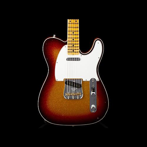 Fender Custom Shop Limited Edition NAMM 2016 Custom Built Postmodern Journeyman Relic Maple Fingerboard Telecaster
