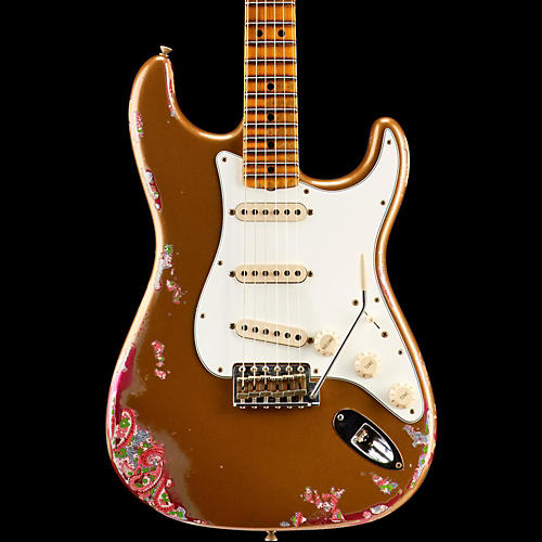 Fender Custom Shop Limited Edition NAMM '69 Heavy Relic Stratocaster Electric Guitar