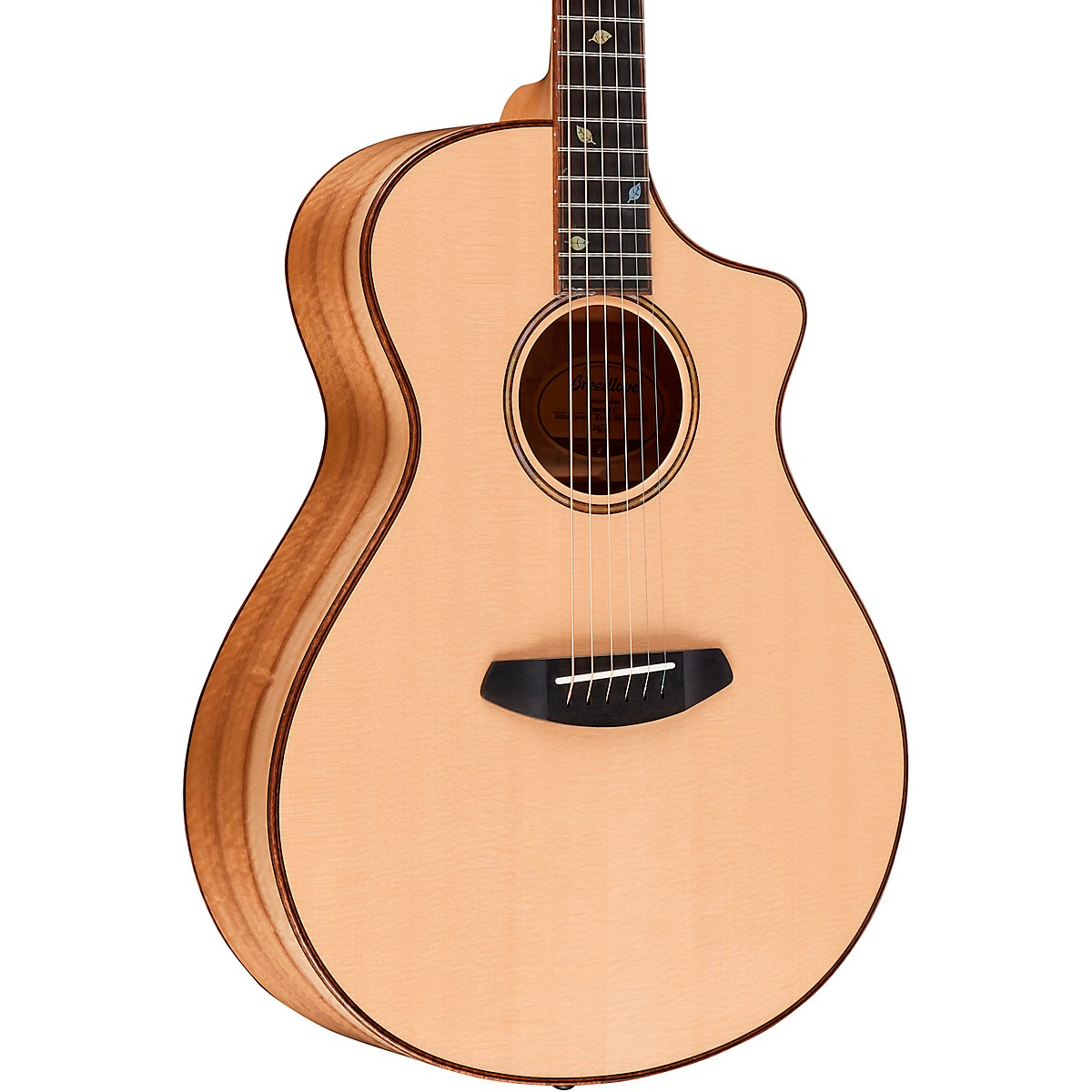 Breedlove Limited Edition Run Concert C Sitka-Exotic Myrtlewood