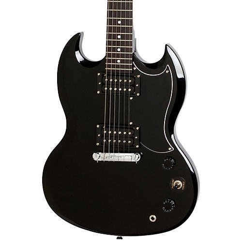 epiphone limited edition sg special i electric guitar ebony guitar center. Black Bedroom Furniture Sets. Home Design Ideas