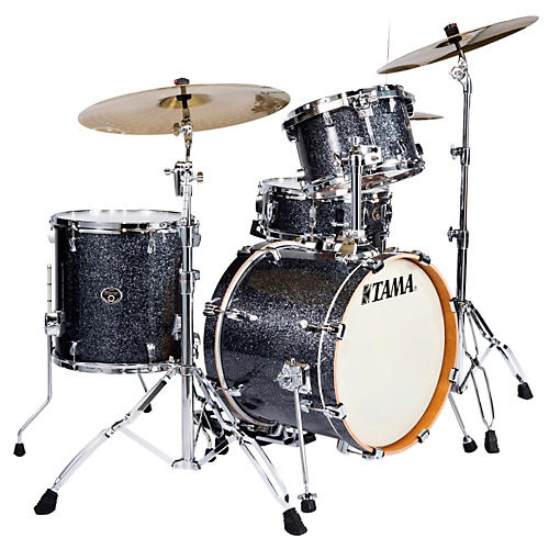 TAMA Limited Edition Silverstar VX Vintage 4-Piece Shell Pack with SLP Snare Drum