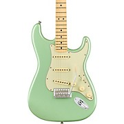 Limited Edition Standard Stratocaster Maple Fingerboard Electric Guitar Sea Foam Pearl