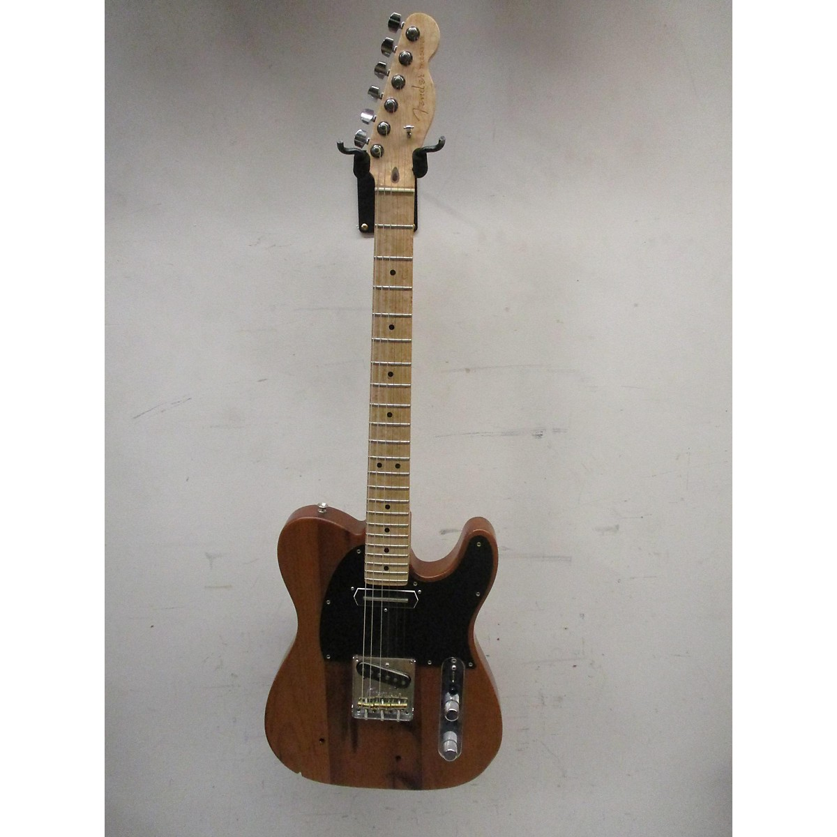 Fender Limited Edition Telecaster Exotic Wood Collection Pine Solid Body Electric Guitar