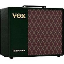 Vox Limited Edition Valvetronix VT40X BRG 40W 1x10 Guitar Modeling Combo Amp