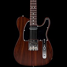 Fender Custom Shop Limited Rosewood Telecaster Electric Guitar Natural Rosewood