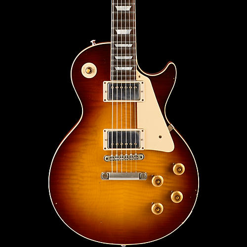 Gibson Custom Limited Run 1959 Les Paul Standard with Aged Flame Top and Brazilian Rosewood Fingerboard