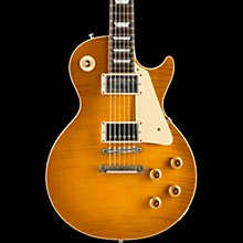 Limited Run 1959 Les Paul Standard with Aged Flame Top and Brazilian Rosewood Fingerboard Dirty Lemon Fade