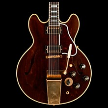 Gibson Limited Run ES-355 VOS Varitone Semi-Hollow Electric Guitar with Maestro Antique Walnut