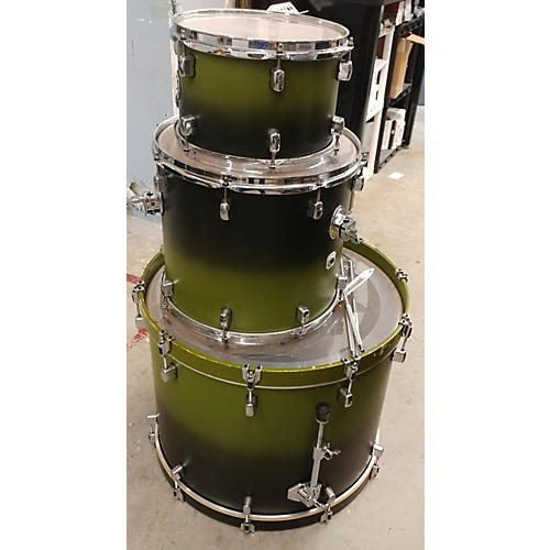 Crush Drums & Percussion Limited Series Forest Green Drum Kit