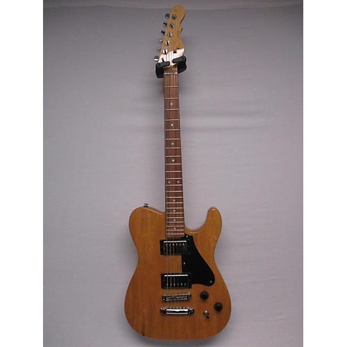 G&L Limtied Edition ASAT HH Korina Solid Body Electric Guitar