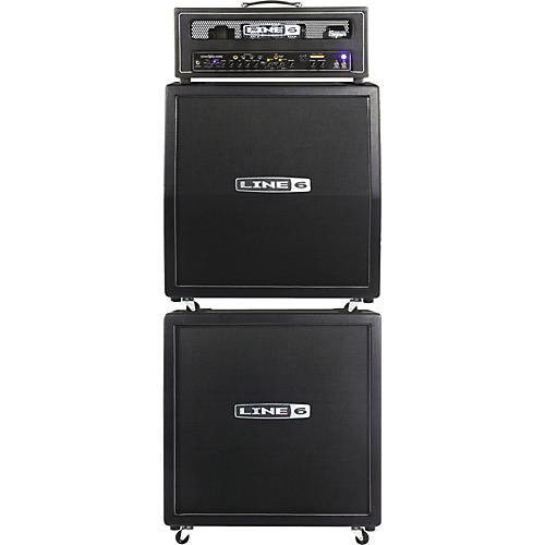Line 6 Line 6 HD100 and 412VS Full Stack