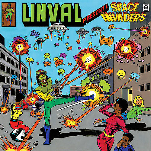 Alliance Linval Thompson - Linval Presents: Space Invaders