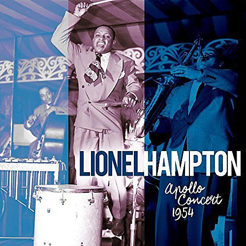 Alliance Lionel Hampton - Apollo Concert 1954