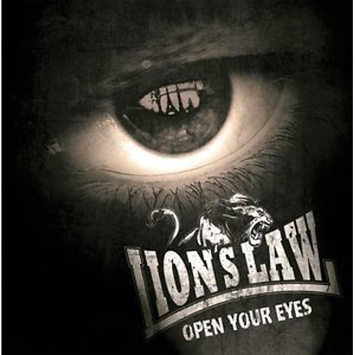 Alliance Lion's Law - Open Your Eyes