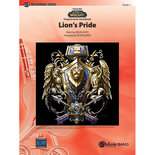 Alfred Lion's Pride-Concert Band
