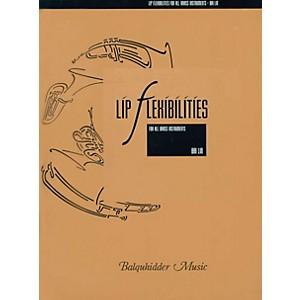 Carl Fischer Lip Flexibilities Book by Carl Fischer