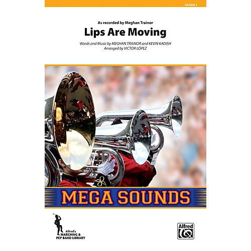 Alfred Lips Are Moving Grade 3 (Medium)