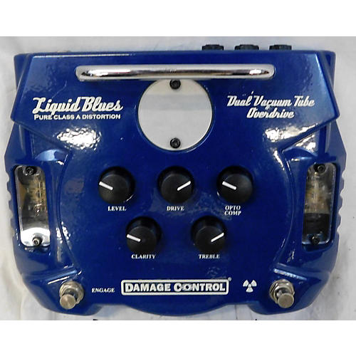 Damage Control Liquid Blues Effect Pedal
