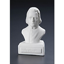 "Willis Music Liszt 5"" Composer Statuette"