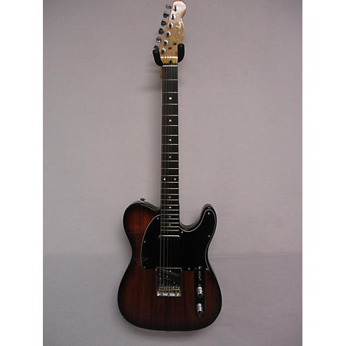 Fender Lite Ash Telecaster Solid Body Electric Guitar