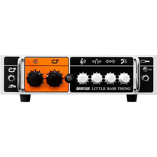 Orange Amplifiers Little Bass Thing