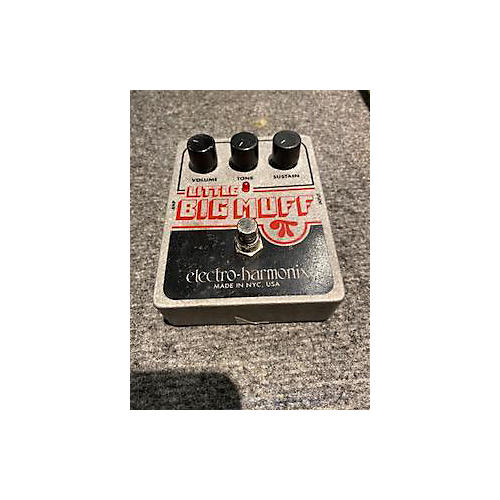 used electro harmonix little big muff distortion effect pedal guitar center. Black Bedroom Furniture Sets. Home Design Ideas