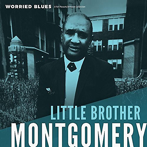 Alliance Little Brother Montgomery - Worried Blues