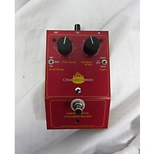 Chandler Limited Little Devil Colored Boost Effect Pedal