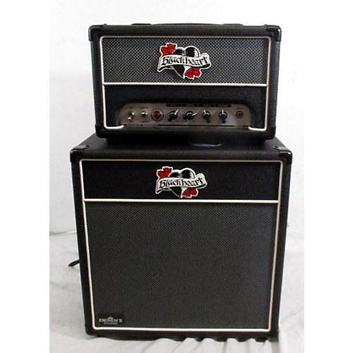 Blackheart Little Giant 5 + BH112 Guitar Stack