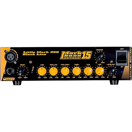 Markbass Little Mark 250 Black Anniversary 15 250W Bass Amp Head