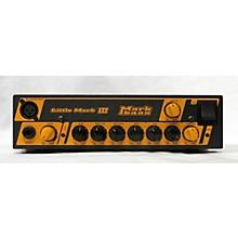 Markbass Little Mark III 500W Bass Amp Head