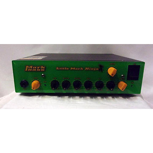 Markbass Little Mark Ninja Bass Amp Head