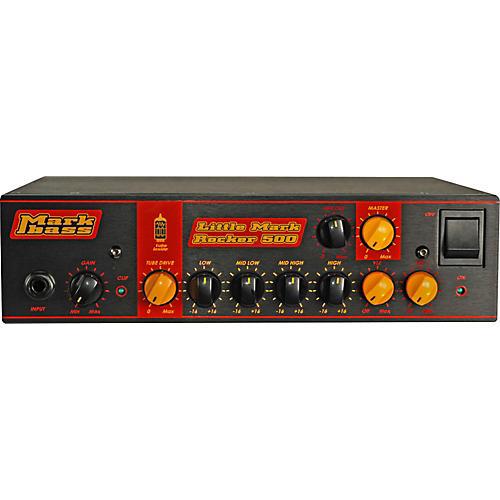 Markbass Little Mark Rocker 500 500W Bass Amp Head