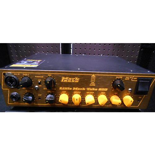 Markbass Little Mark Tube 800 Tube Bass Amp Head