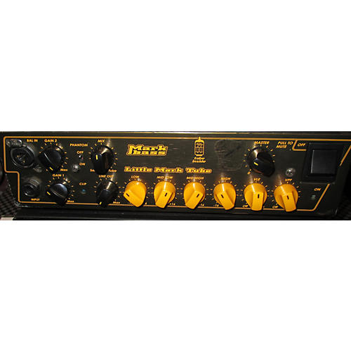Markbass Little Mark Tube Tube Bass Amp Head