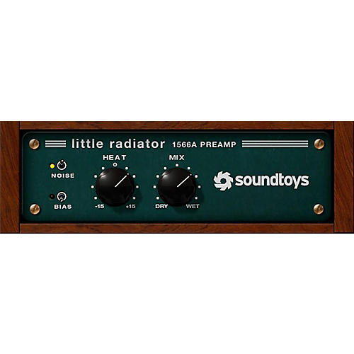 Soundtoys Little Radiator 5 Software Download