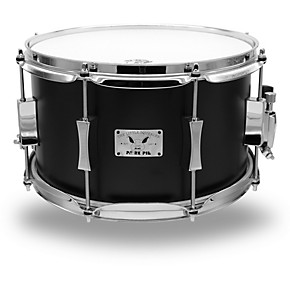 pork pie little squealer flat black snare drum 12 x 7 in guitar center. Black Bedroom Furniture Sets. Home Design Ideas
