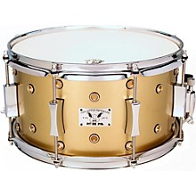 Little Squealer Vented Maple Birch Shell Snare Drum 13 x 7 in. Champagne Gold
