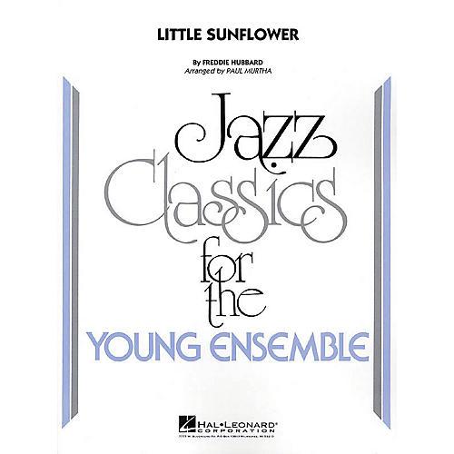 Hal Leonard Little Sunflower Jazz Band Level 4 Arranged by Paul Murtha