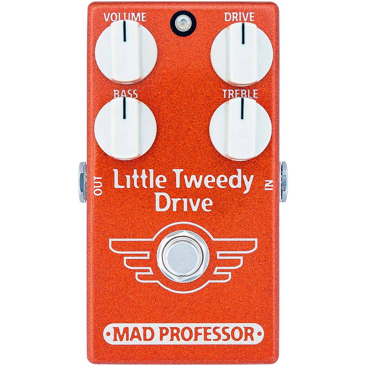 Mad Professor Little Tweedy Drive Overdrive Effects Pedal