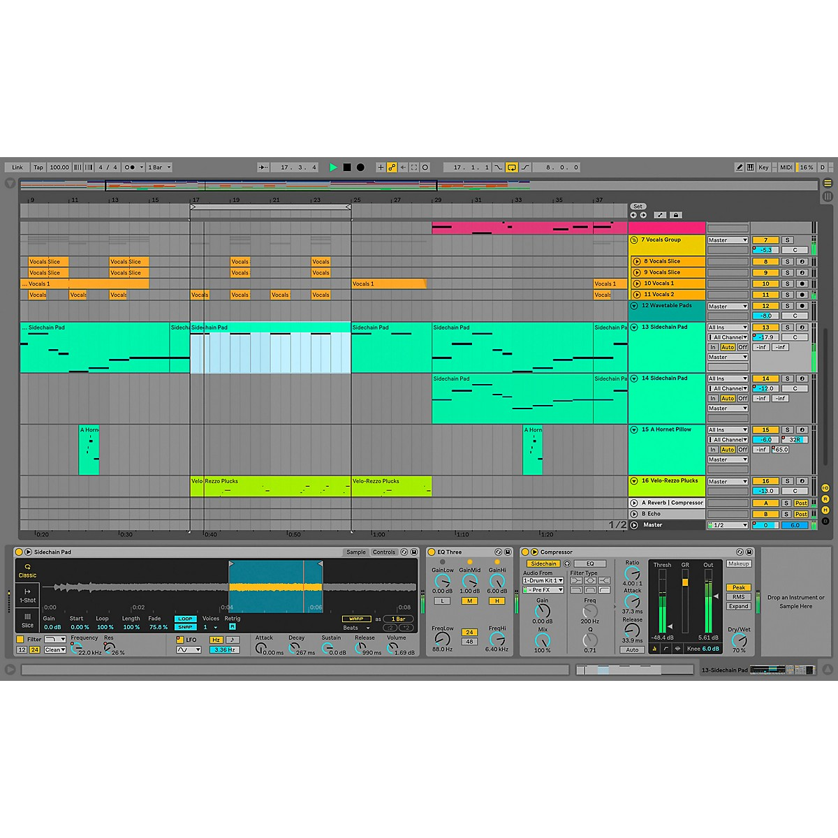 Ableton Live 10 Intro (Software Download)