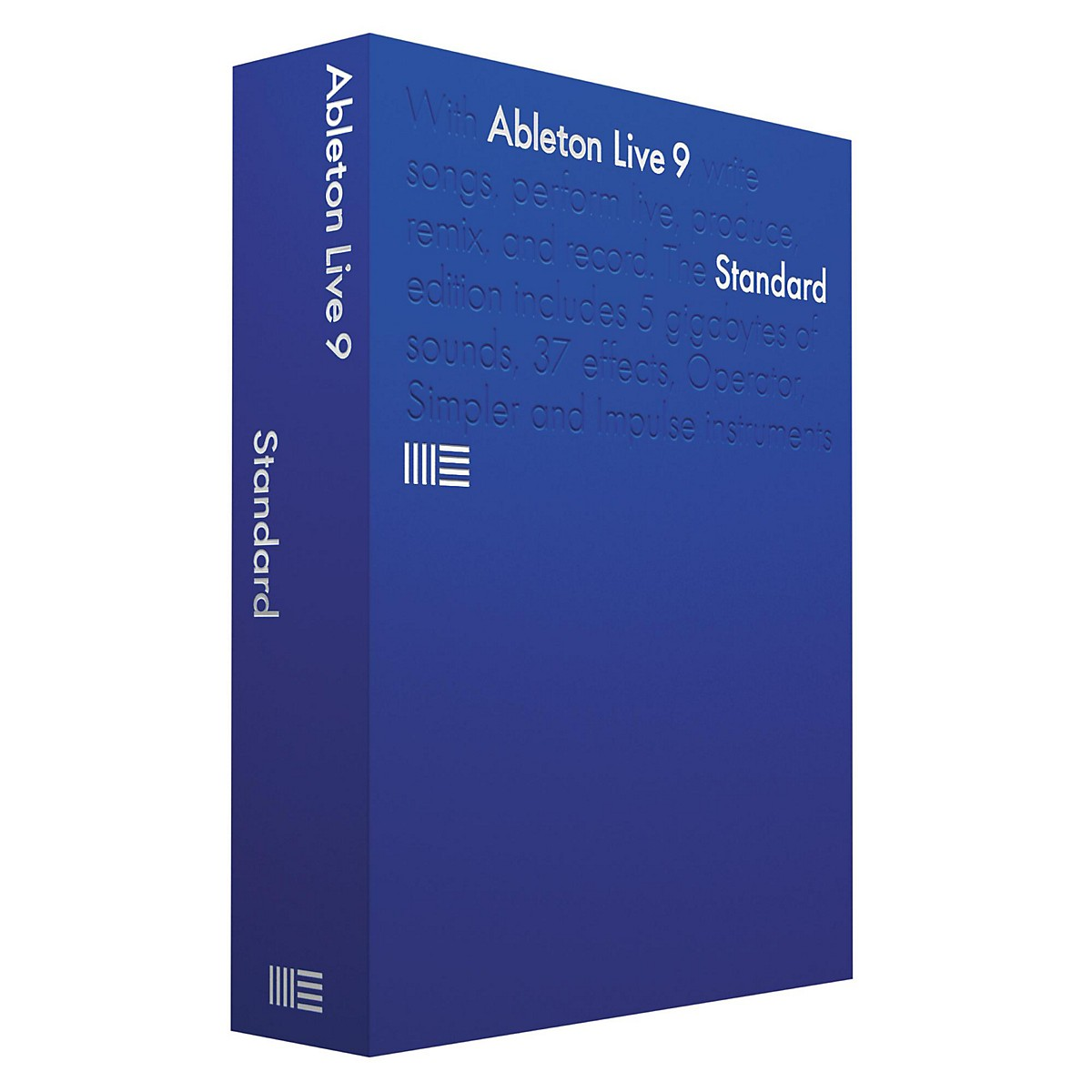 Ableton Live 9.7 Standard Software Download
