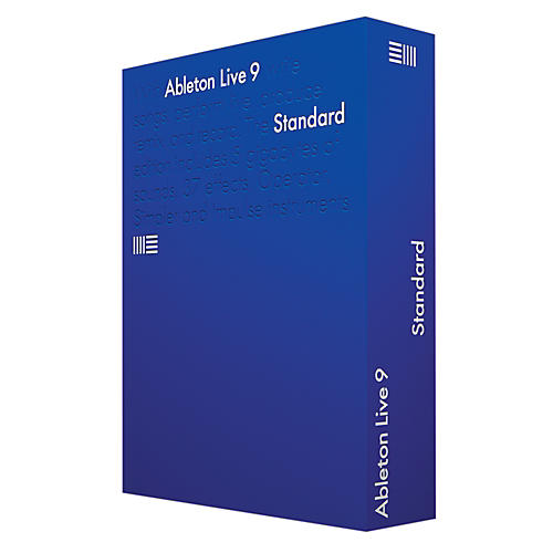 Ableton Live 9.7 Standard Upgrade from Live Lite