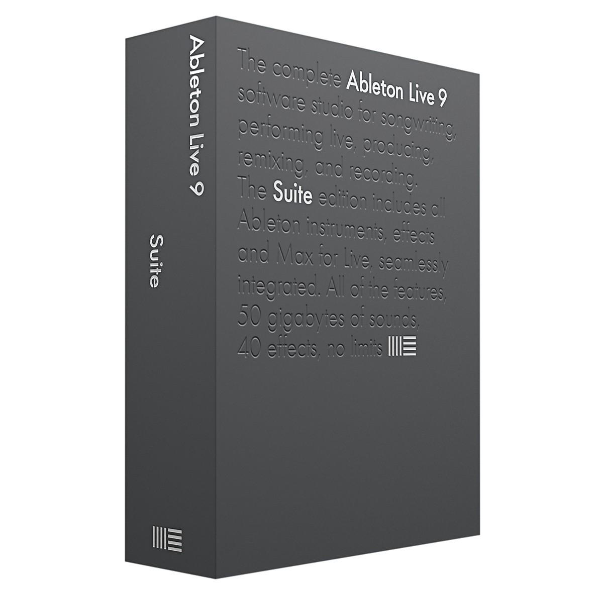 Ableton Live 9.7 Suite