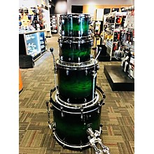 Yamaha Live Custom Oak 4 Piece Drum Kit