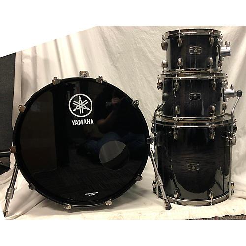 used yamaha live oak custom drum kit guitar center. Black Bedroom Furniture Sets. Home Design Ideas