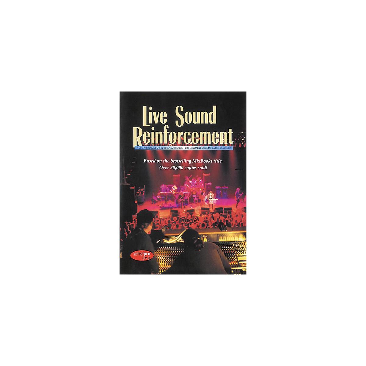ArtistPro Live Sound Reinforcement (DVD)