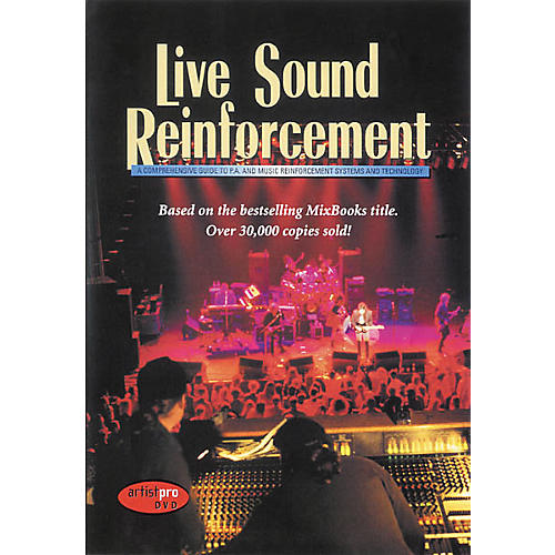 ArtistPro Live Sound Reinforcement (DVD)