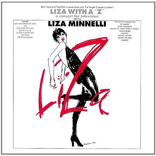 Alliance Liza Minnelli - Liza with a Z